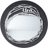 Houseology Adonis Pauli Love Nest Mirror - Bright Gold