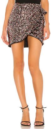 Camila Coelho Emanuela Mini Skirt