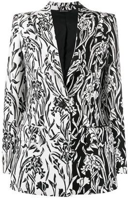 Givenchy Flowers Print Jacket