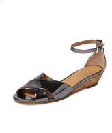 Marc by Marc Jacobs Seditionary Specchio Wedge Sandal