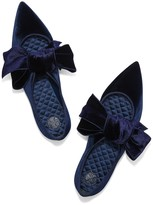 Tory Burch Clara Bow Flat