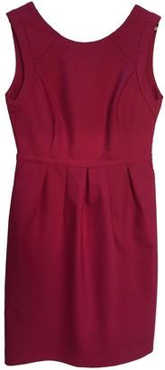 Claudie Pierlot Pink Cotton Dresses