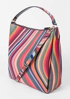 Paul Smith Women's 'Swirl' Leather Hobo Bag