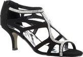 Easy Street Shoes Women's Easy Street, Flattery dressy Evening Sandals 8.5 W