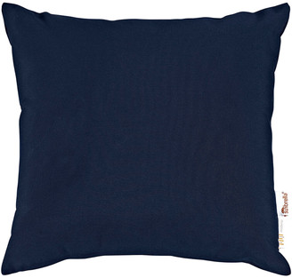 Modway Outdoor Summon 2Pc Outdoor Patio Wicker Rattan Sunbrella Pillow Set