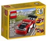 LEGO® Creator Red racer 31055