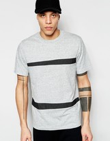 Izzue T-shirt With Mesh Insert