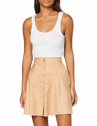 Pieces Women's Pcmarylee Hw Skirt Bc