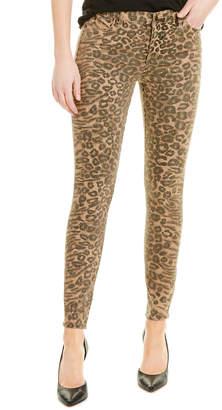Blue Revival Tiger On The Prowl Safari Skinny Leg
