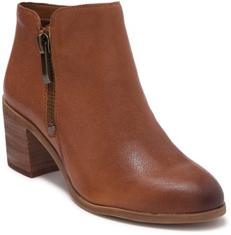 Franco Sarto Kipp Leather Ankle Boot