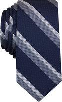 Bar III Men's Denton Stripe Slim Tie, Only at Macy's
