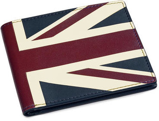 Aspinal of London 6 Card Billfold Wallet
