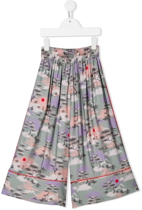 Raspberry Plum Paula trousers