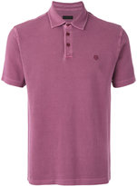 Z Zegna logo polo shirt - men - Cotton - S