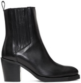 Won Hundred Black Patrice Chelsea Boots