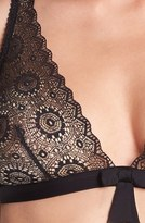 Cosabella 'Queen of Diamonds' Soft Cup Bralette