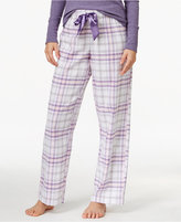 Alfani Printed Flannel Pajama Pants, Only at Macy's
