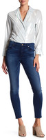 7 For All Mankind Mid Rise Ankle Skinny Jean