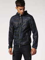 Diesel DieselTM Leather jackets 0HAPH - Blue - L