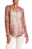 Zadig & Voltaire Banko Do Linen Sweater