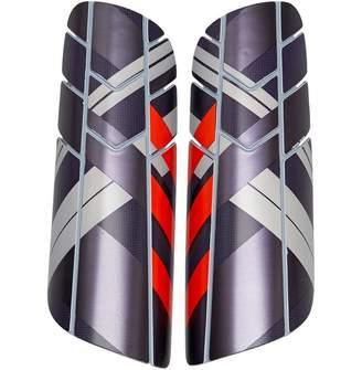 adidas Ghost Pro Shin Guards Black/Dark Grey/Clear Onix