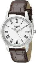 Tissot Men's T0334101601301 Classic Analog Watch