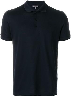 Lanvin Logo Embroidered Polo Shirt
