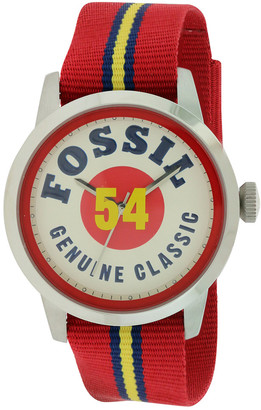 Fossil Men's Cloth Watch
