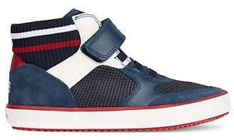 Geox Boy's Alonisso Mid-Top Sneakers
