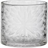 DAY Birger et Mikkelsen Handcut Flower Glass Votive - Clear