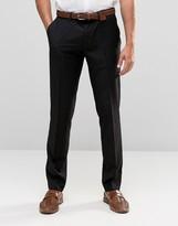 Sisley Slim Fit Suit Pants