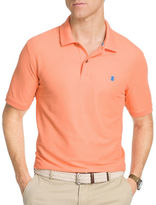 Izod Solid Knit Polo