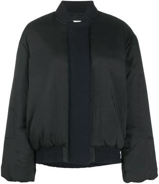 Jil Sander Relaxed-Fit Bomber Jacket