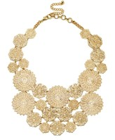 Sole Society Mosaic Statement Necklace