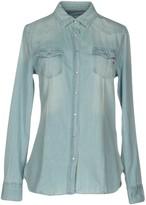 Replay Denim shirts - Item 38626311