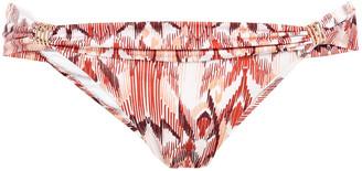 Melissa Odabash Grenada Embellished Low-rise Bikini Briefs