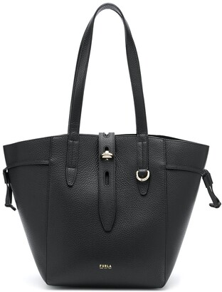 Furla Twist-Lock Tote Bag
