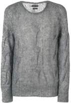 Tom Ford chunky knit jumper