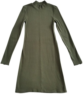 Abercrombie & Fitch Khaki Dress for Women