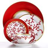 Raynaud Cristobal Red Chinese Tea Set