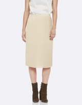 Oxford Cheryl Pleated Skirt