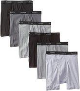 Hanes Men's Classics Boxer Brief Bonus Pack (Pack of 6)