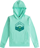 The North Face Girls' Logowear Pullover Hoodie