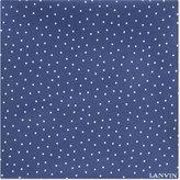 Lanvin Polka Dot-print Silk Pocket Square