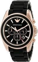 Emporio Armani Men's AR6066 Sportivo Analog Display Analog Quartz Watch