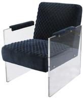Tribecca Cotton Accent Chair