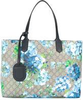 Gucci reversible GG Blooms shopping tote