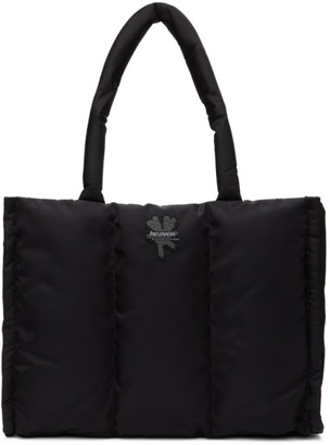 Marc Jacobs Black Heaven By Logo Tote
