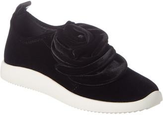Giuseppe Zanotti Gruber Velvet Sneaker