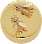 Joanna Buchanan Gold Trinket Box - Flutterbys
